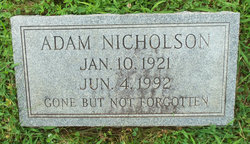 Adam Nicholson