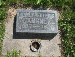 John Frederick Gangner