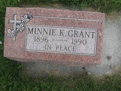 Minnie Kathyrn <i>Mumby</i> Grant