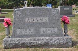 Jessie Ruth <i>Sonberg</i> Adams