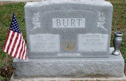 John Edward Burt, Sr