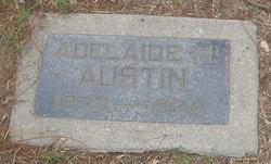 Adelaide M. Austin
