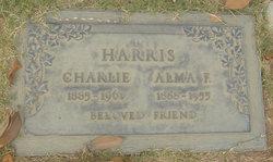 Alma F. Harris