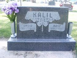 Rose <i>Sayig</i> Kalil