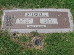 Wilda <i>Lantz</i> Frizzell