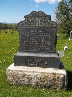 Minnie A <i>Howe</i> Andrews