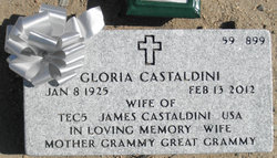 Gloria <i>Cassettari</i> Castaldini