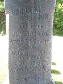 Barbara <i>Robinson</i> Fuller