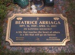 Beatrice Arriaga