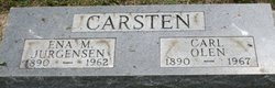 Carl Olen Carsten