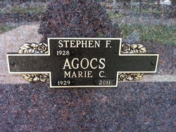 Marie C Agocs