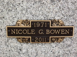 Nicole <i>Griswold</i> Bowen