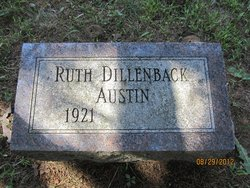 Ruth <i>Dillenback</i> Austin