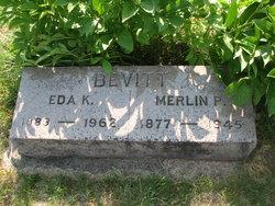 Merlin Plank Bevitt