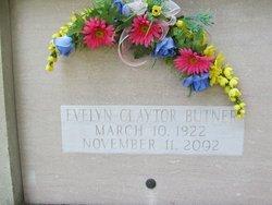 Evelyn <i>Claytor</i> Butner
