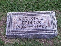 Augusta L Edinger