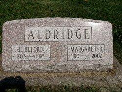 Margaret B Aldridge