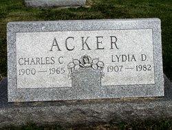 Lydia D Acker