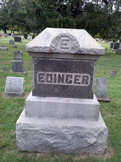 Augusta D <i>Pflughaupt</i> Edinger