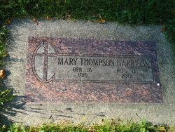 Mary Frances <i>Thompson</i> Harrison