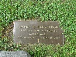 David Richie Backstrom