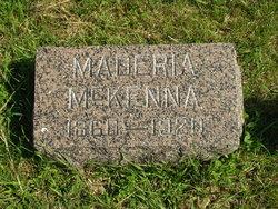 Maderia Alfreta <i>Miller</i> McKenna