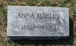 Anna Mabley