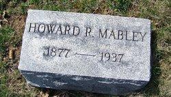 Howard R Mabley