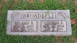 Benjamin R Broadbelt