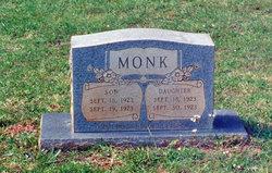 Infant Daughter Monk