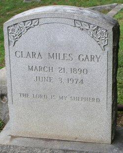 Clara <i>Miles</i> Gary