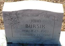 John Bursik