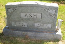 Dellia Ann Dellie <i>Hutson</i> Ash