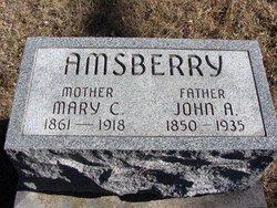 John A Amsberry