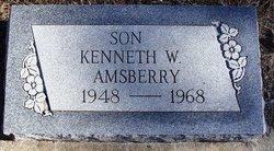 Kenneth W Amsberry