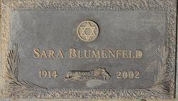 Sara Blumenfeld