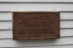 Harrington Meeting House Cemetery