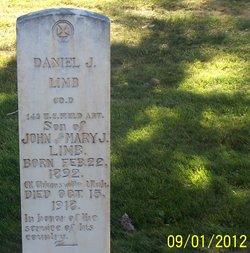 Daniel Jones Limb