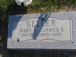 Mary E <i>Lutter</i> Keller