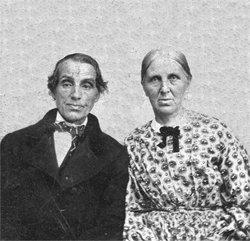 Anna Katharina <i>Luthi</i> Laderach