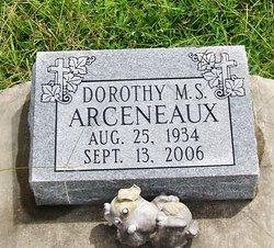 Dorothy Mae <i>Sonnier</i> Arceneaux