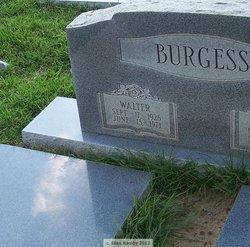Walter Burgess