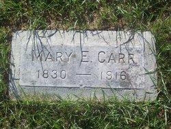 Mary E. Carr