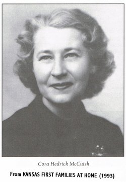 Cora E. <i>Hedrick</i> McCuish