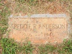 Freddie R. Anderson