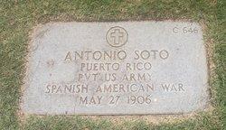 Antonio Soto