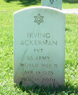 Irving Ackerman
