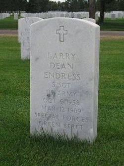 Larry Dean Endress