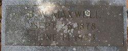 B. W. Maxwell
