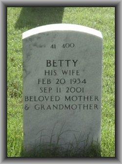 Betty Jean <i>Wood</i> Kimmer